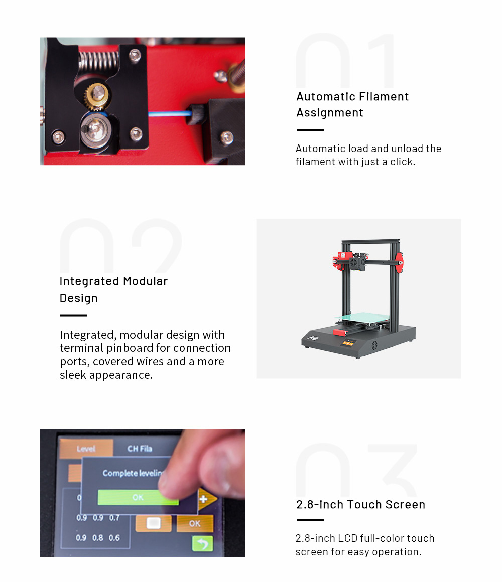 Anet 3D Printer ET4 (8)