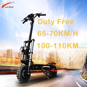 Electric-Scooter Foldable Off-Road-E Adult 60v 3200w 11inch Js Suitable-For