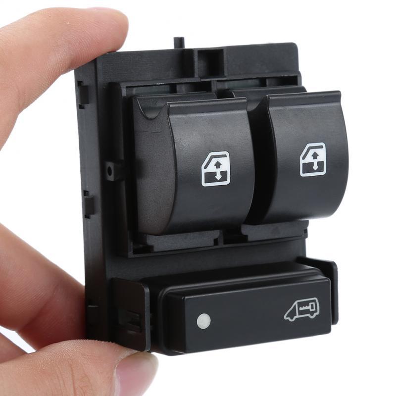 Interruptor de substituição do console 735421419 para citroen peugeot boxer fiat elétrica frente direita janela controle mestre levantador