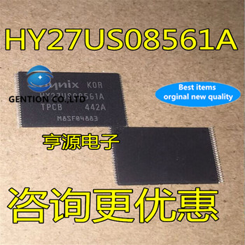 5Pcs HY27US08561A HY27US08561A-TPCB HYNIX SSOP48  in stock  100% new and original