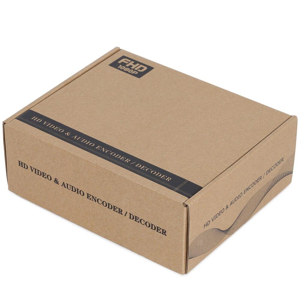 Image 5 - MPEG4 / H.264 AVC WIFI HDMI Video Streaming Encoder WiFi HDMI Transmitter Live Broadcast Encoder Wireless H264 IPTV EncoderRadio & TV Broadcast Equipments   -