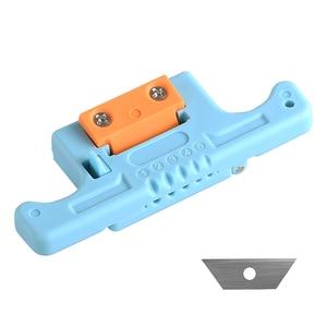 Image 5 - Fiber Optic Kabel Stripper Optische Jacke Rollenschneider Gleiche wie miller Stripper MSAT5