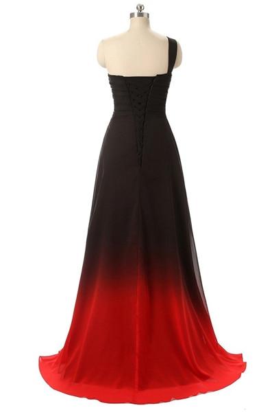 Plus Size Vestido de Festa Vestido De Formatura BM02