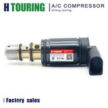 For DENSO 6SEU14C 7SEU16C AC Compressor Control Solenoid Valve For Volkswagen MK5 MK6 5q0820803 1K0820859S 5q0820803f