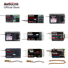 Radiolink R4FGM R4F R6FG R6F R7FG R8F R8EF R8FM R8SM RC Mini Receiver for RC Cars Boats Works with RC4GS V2 RC6GS V2 T8FB T8S