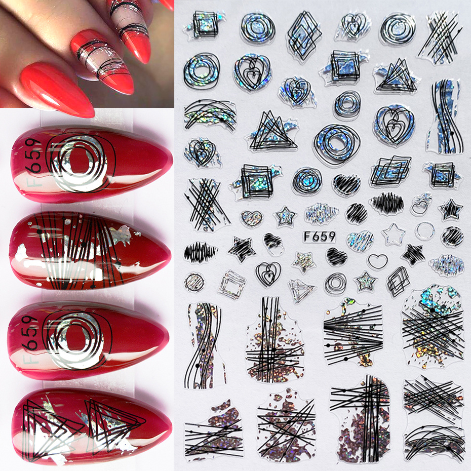 3d stickers for nail 3