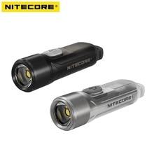NITECORE TIKI TIKI LE 300 لومينز صغيرة متعددة الأغراض مفتاح مصباح USB مصباح يدوي قابل لإعادة الشحن