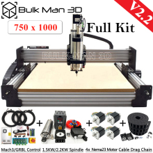 Cnc-Router-Machine Full-Kit Workbee Tension-System Tingle Metal 4axis with 4axis/Cnc/Engraver