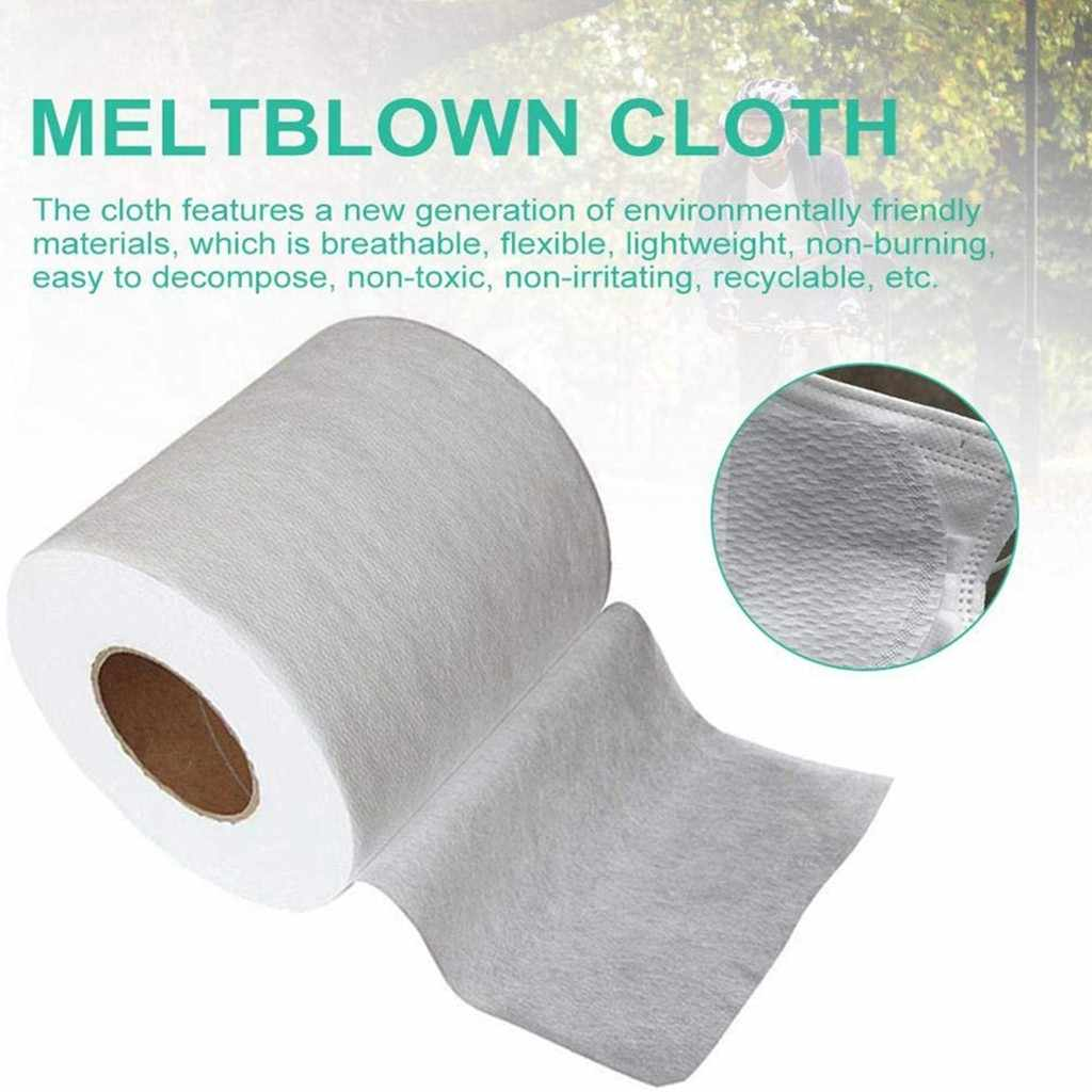 Filter Fabric Meltblown Nonwoven Fabric Original Cloth Material Filter Meltblown Fabric Industrial Filters Cloth Accessorie S