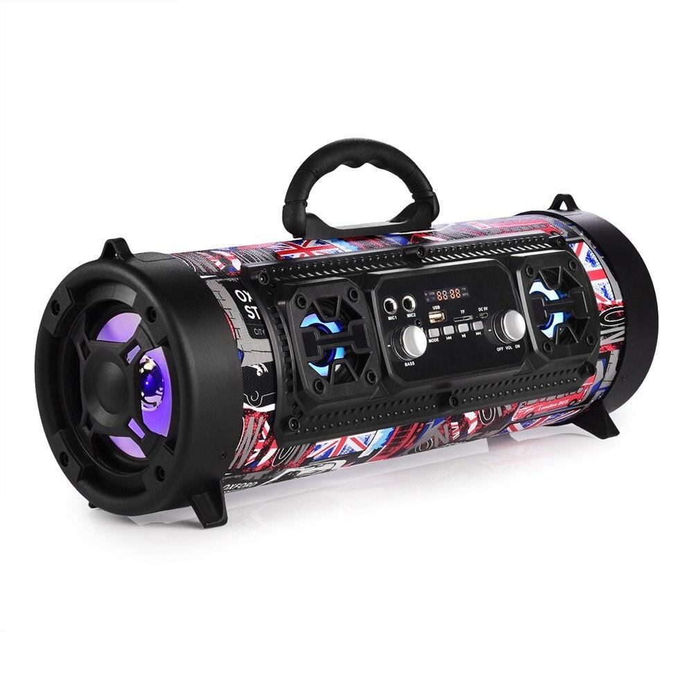 16 Вт Портативная колонка Sven Bluetooth динамик Move KTV 3D Звуковая система звуковая панель сабвуфер беспроводные музыкальные колонки динамик FM радио USB|Портативные колонки|   | АлиЭкспресс