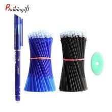 Refill-Set Pens Erasable-Pen Writing-Supplies Office School Student Christmas-Gel 12/20/set