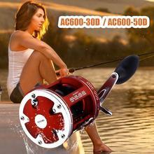 Yumoshi 30 50 Kiri Kanan Multiplier Gulungan Umpan Casting Cast Drum Wheel Umpan Reel Pesca 12   1BB Feeder Carp besar Memancing Gulungan