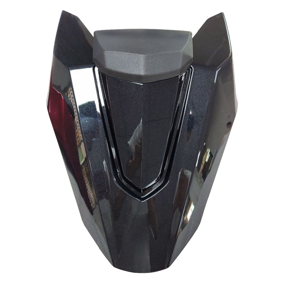Teng culte moto accessoires couverture de siège arrière avec tampon en caoutchouc pour Honda CB650R 2019 CBR650R cb650r CB 650R CBR 650R arrière t - 6