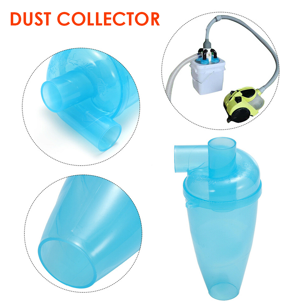 Woodworking Home Dust Collector Industrial Extractor Turbo Cyclone Separation Efficient Construction Vacuum Cleaner Power Tool