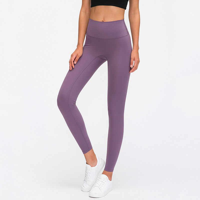 Colorvalue Klassieke 3.0 Versie Zachte Naked-Voelen Workout Gym Yoga Panty Vrouwen Squatproof Hoge Taille Fitness Sport Leggings XS-L
