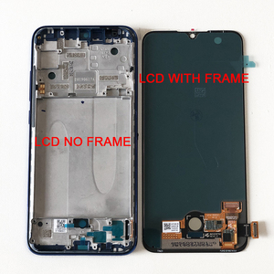 "Image 3 - 6.09"" Original Supor Amoled M&Sen For Xiaomi Mi A3 1906F9 LCD Screen Display+Touch Panel Digitizer Frame For Xiaomi Mi CC9e"