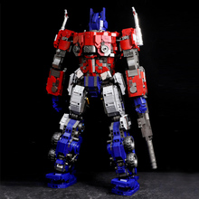 2270pcs Optimus Toys Prime Transformationer Bricks Set Fit Technic Robot Building Blcoks Creator Ideas Kids Models Children Gift