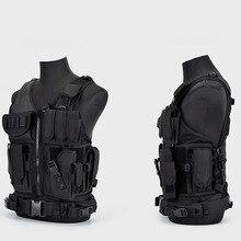 Vêtements de chasse multi poches Swat gilet tactique Swat plate forme de poitrine SWAT armée chasse gilet de protection Camping tir accessoires
