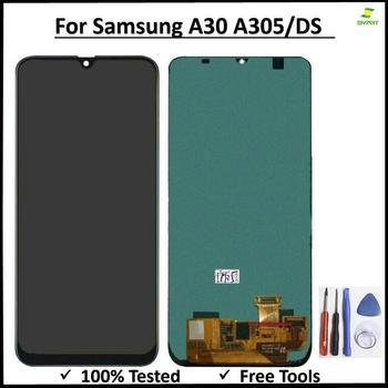 "6.4"" LCD Display For A30 A305/DS A305F A305FD A305A lcd Super AMOLED For Samsung Galaxy A30 A305F Screen Digitizer Assembly"