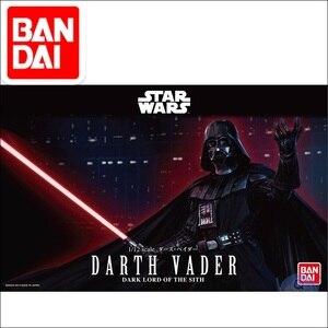 Оригинальная модель Дарта Вейдера STAR UN WARS, набор пластиковых моделей джедаев 1/12 года, детские игрушки-фигурки, подарок для любителей