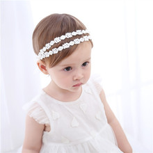 Baby Headband Cute lastic Bandanas Girls Headbands Children Turban Hair Accessories Set Girl