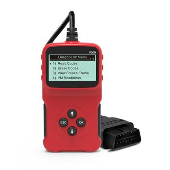 PIC18F25K80 Mini Elm327 327 skaner Obd2 OBD narzędzie diagnostyczne do samochodów czytnik kodów czytnik kodów OBD błąd silnika Lcd narzędzie diagnostyczne tanie i dobre opinie NONE CN (pochodzenie) Analizator silnika Other