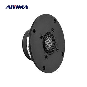 AIYIMA 1 pièces 4 pouces Audio Tweeter son haut-parleur 8 ohms 20W en céramique Film aluminium panneau haut-parleur pilote aigus bricolage Home cinéma