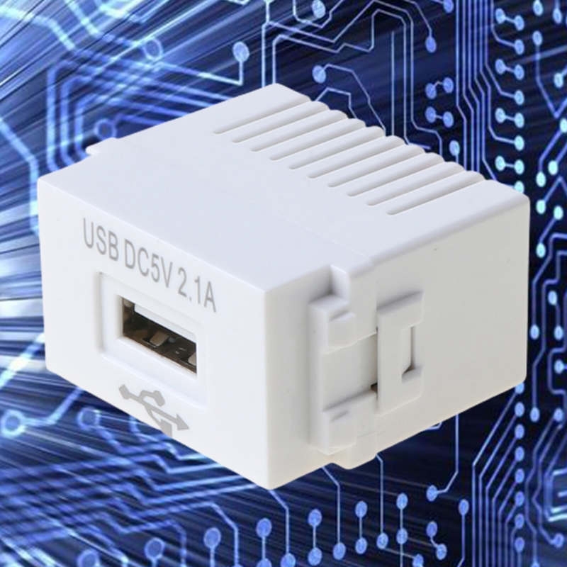 128Type 220 V zu 5 V 1A Usb-schnittstelle Adapter Schalt Modul 2,1 EIN Handy Lade Panel USB Power modul