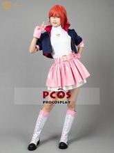 В наличии Маяк jnpr ажурный топ розовая юбка rwby сезон 4 костюм