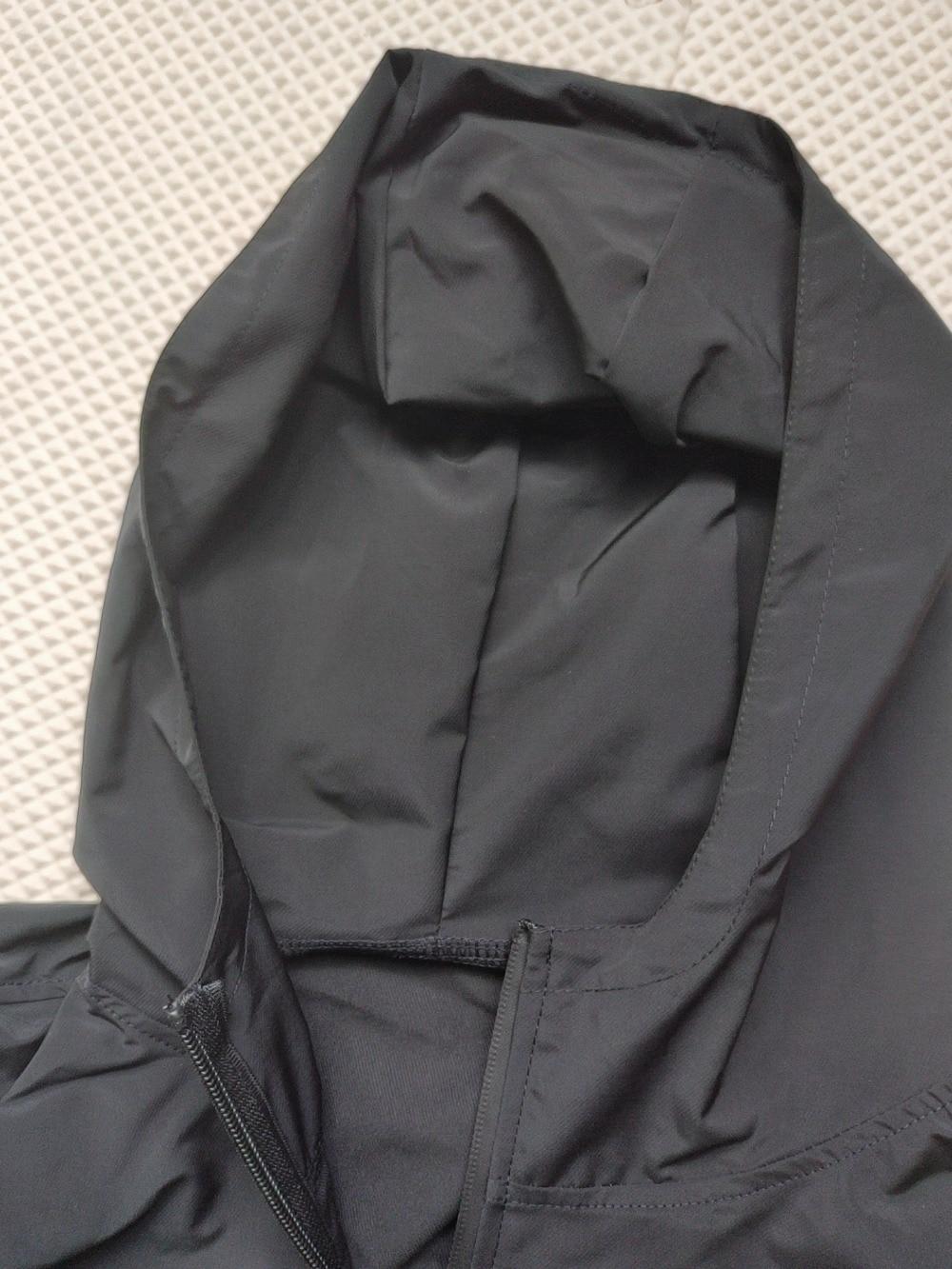 de secagem rápida casaco windbreaker caça roupas