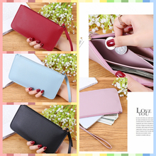 Promotion Wallets Bag Purses for Ladies Woman Mobile Phone Small Purse Change Pa