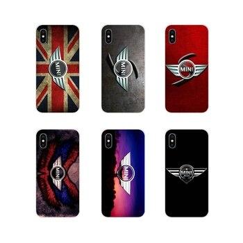 Para Oneplus 3T 5T 6T Nokia 2 3 5 6 8 9 230, 3310, 2,1, 3,1, 5,1, 7 2017, 2018 mini cooper logotipo accesorios cubiertas de los casos del teléfono