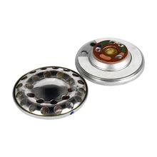 40mm Headphone Speaker Repair Parts For MDR 7506 V6 V7 DR S100 Hifi Headset Driver Sound Good High Quality 2pcs