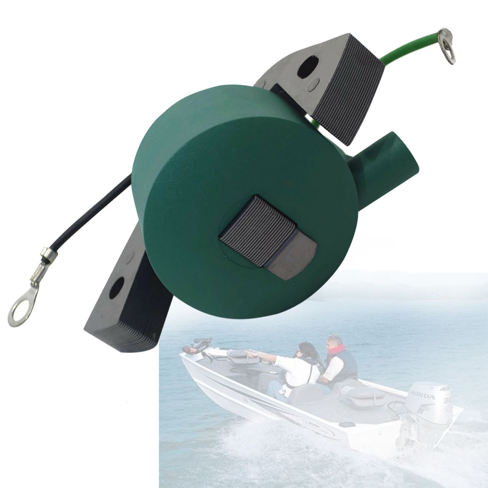 Direct Fit Practical Ignition Coil Outboard Boat Standard Replacement Metal Engine Professional For Johnson Evinrude 584477