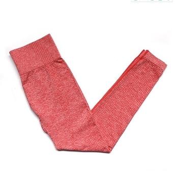 12 colours Women's Seamless Fitness Leggings Female High Waist Running Sports Leggings Sportswear Gym Yoga Sport Pants clothing 17
