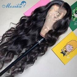 Vague de corps dentelle avant perruque dentelle avant perruques de cheveux humains dentelle frontale perruque 150RemyLace Humain cheveux perruques pour les femmes noires corps vague perruque