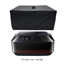 Office Dust Cover Oxford Cloth Solid Printer Waterproof Protective Furniture Reusable Home Multipurpose Universal Sun Shade
