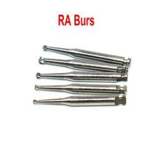Drills Endodontics Dental-Turbine Contra-Angle Low-Speed Carbide for Burs Latch-Type