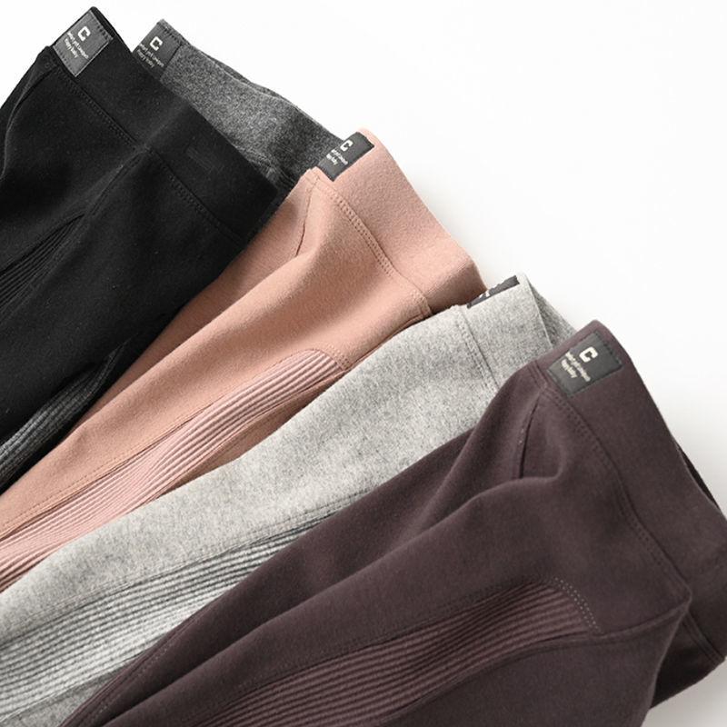 Vidmid New Grils Pants Children Winter Thick Fleece Warm Trousers Girls Leggings Warm Elastic Waist Cotton Leggings P215 4
