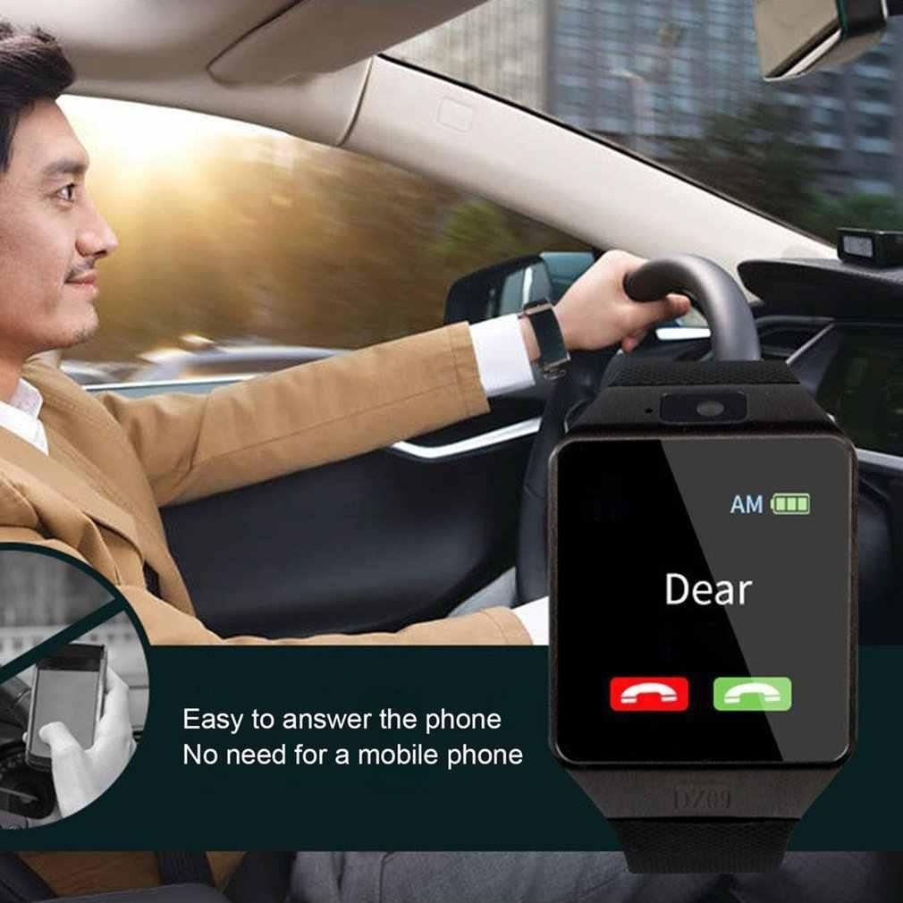Смарт-часы DZ09 с поддержкой tf-карты, sim-камера, спортивные Bluetooth наручные часы для samsung huawei Xiaomi Android телефон