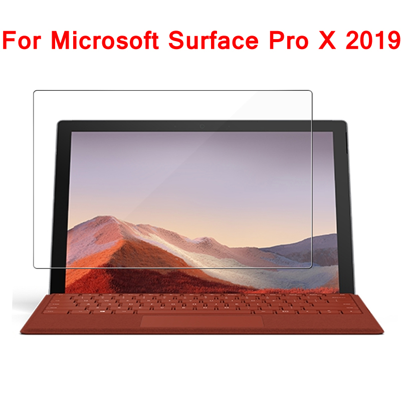 For Microsoft Surface Pro X 2019 Screen Protector Tempered Glass 13 Inch SurfaceProX ProX 2019 Protective Glass
