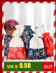 Santa Deer Pattern Christmas Cushion Cover Decorative Throw Pillow 45*45cm Polyester Pillowcase Xmas New Year Home Decor 40543 24