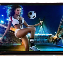 17 19 20 22 24 Inch Led Tv/Lcd wifi television With A Grade USB/VGA/HD DVB-t2 television TV