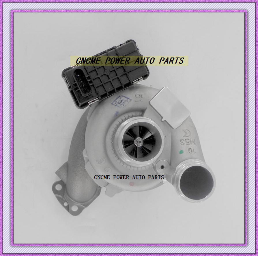 Turbo GTA2052GVK 765155 743507 757608 765155-5007S For Mercedes Benz C320 E280 CLS320 R280 R320 ML280 ML320 CDI OM642 EURO4 3.0L