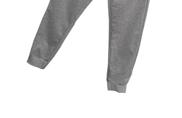2020 New Men Joggers Brand Male Trousers Casual Pants Sweatpants Men Gym Muscle Cotton Fitness Workout hip hop Elastic Pants 6