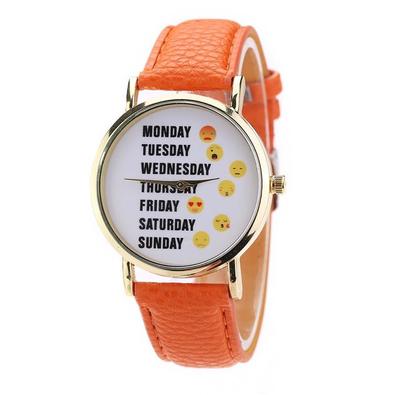 Women Watches Leather Belt Quartz Wristwatches Simple Cute Cartoon Children's Watch Students Watch Reloj Mujer Gift For Women