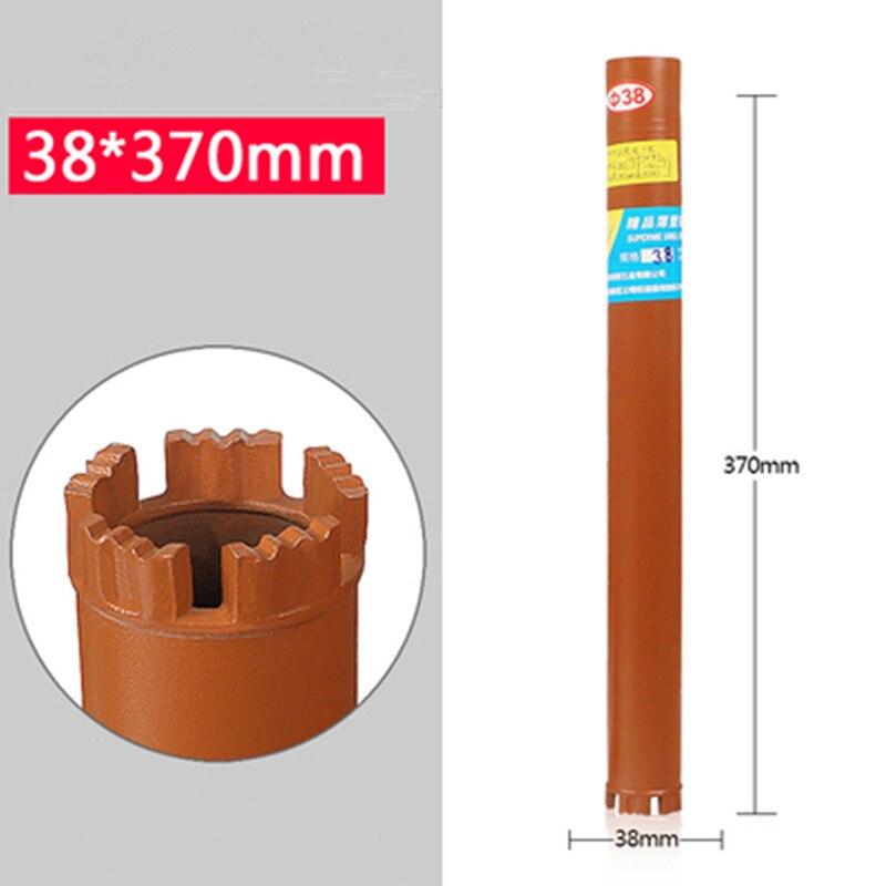 bocado de broca de 5 unidades 38 mm e 2 unidades 200mm