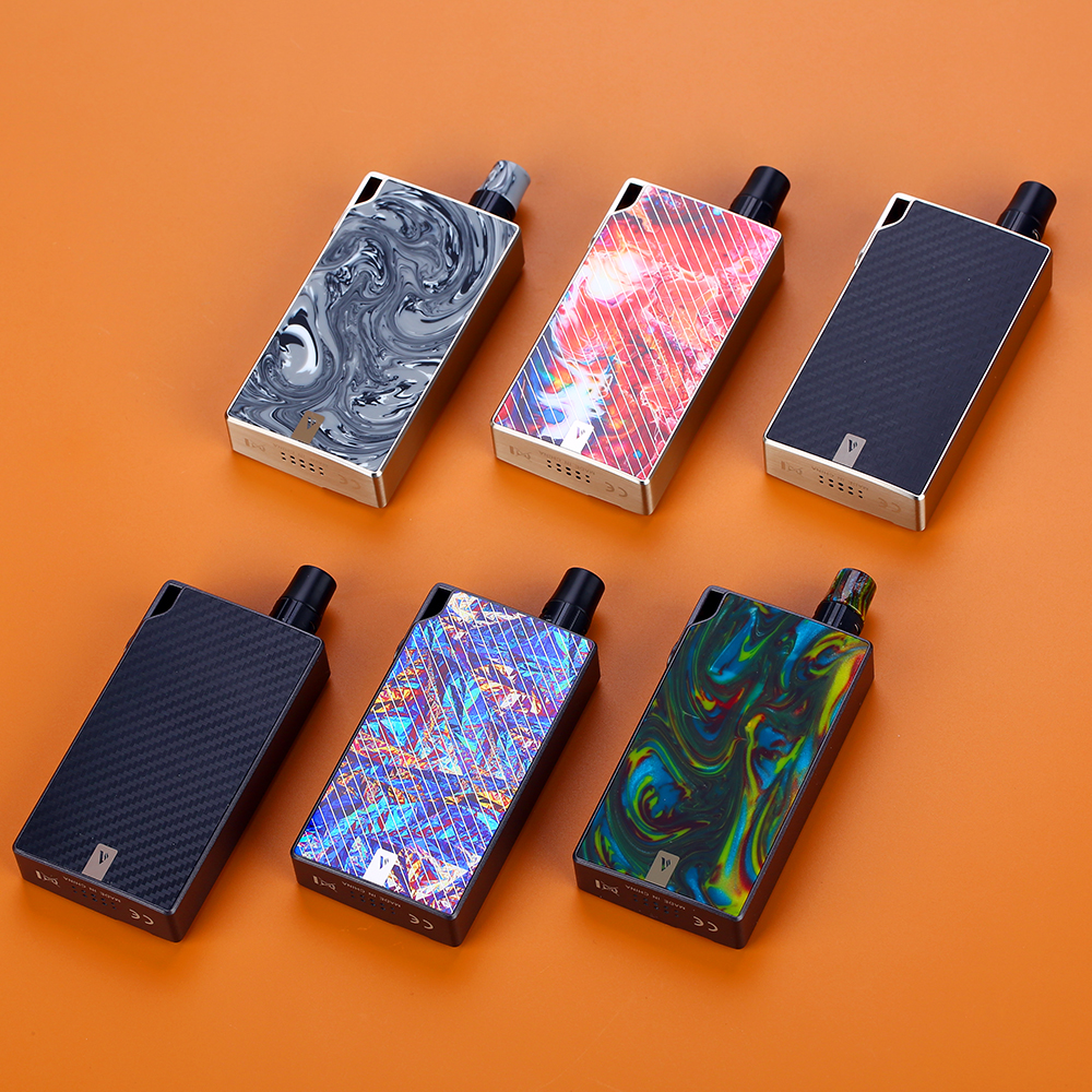 Newest Vaporesso Degree Pod Vape Kit With 950mah Battery & 2ml CCELL Pod System Vaporesso Degree Vape Vs Drag Nano/ VINCI Kit