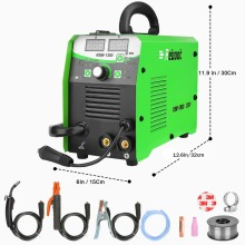 Welding-Machine Welder Mig Mma MIG1300 REBOOT MAG 220V 3-In-1 Functions LIFT-TIG Eu/Us-Plug