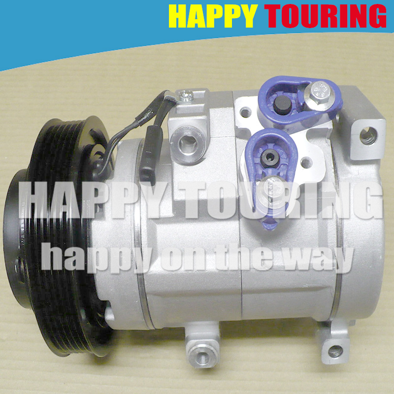 AC Compressor For Honda Odyssey Accord Pilot Ridgeline Acura MDX TL 38810RDJA01 38810RGLA01 38810 RCA A01 38810RDAA01 471 0535 Air-conditioning Installation     - title=